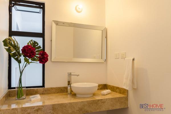 Foto de casa en venta en  , fraccionamiento piamonte, el marqués, querétaro, 14035785 No. 07
