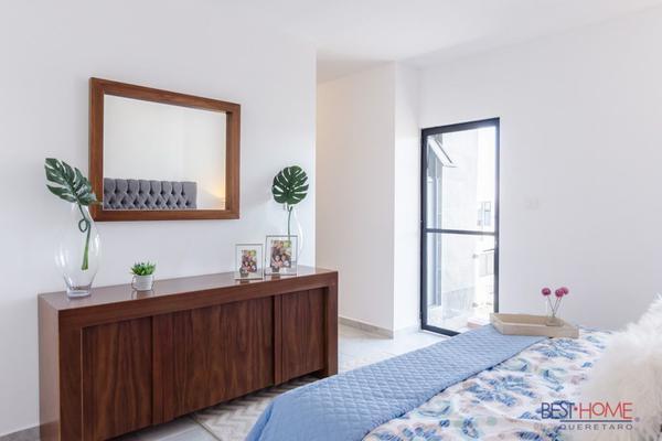 Foto de casa en venta en  , fraccionamiento piamonte, el marqués, querétaro, 14035785 No. 09