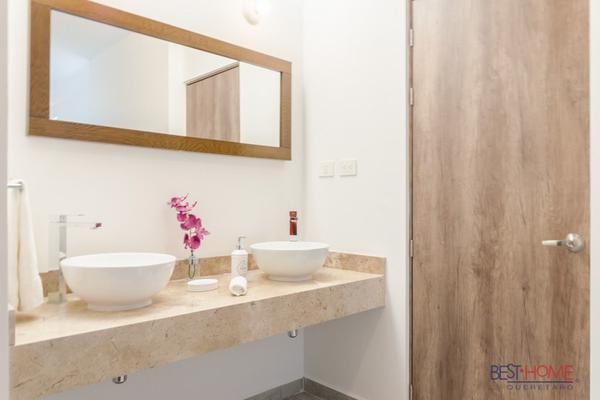 Foto de casa en venta en  , fraccionamiento piamonte, el marqués, querétaro, 14035785 No. 10
