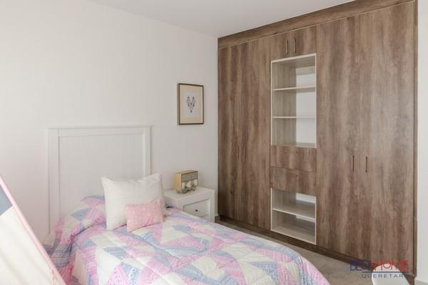 Foto de casa en venta en  , fraccionamiento piamonte, el marqués, querétaro, 14035785 No. 16