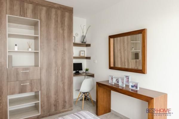 Foto de casa en venta en  , fraccionamiento piamonte, el marqués, querétaro, 14035785 No. 18