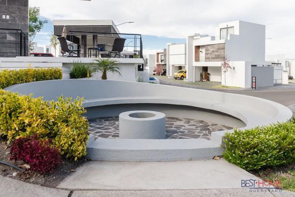 Foto de casa en venta en  , fraccionamiento piamonte, el marqués, querétaro, 14035785 No. 28