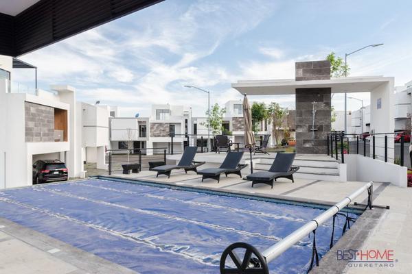 Foto de casa en venta en  , fraccionamiento piamonte, el marqués, querétaro, 14035785 No. 29