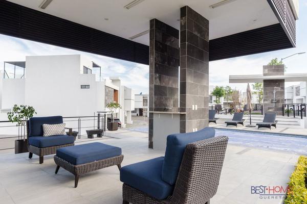 Foto de casa en venta en  , fraccionamiento piamonte, el marqués, querétaro, 14035785 No. 33