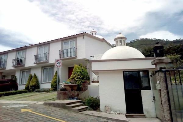 Foto de casa en venta en fraccionamiento pinares de santiago, calle niños héroes #109 , santiago tlaxomulco centro, toluca, méxico, 0 No. 48