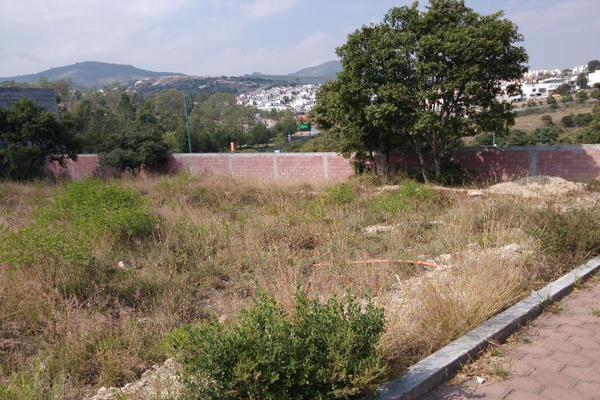 Foto de terreno habitacional en venta en fraccionamiento privada del sol ii 00, jesús del monte, morelia, michoacán de ocampo, 18920203 No. 02