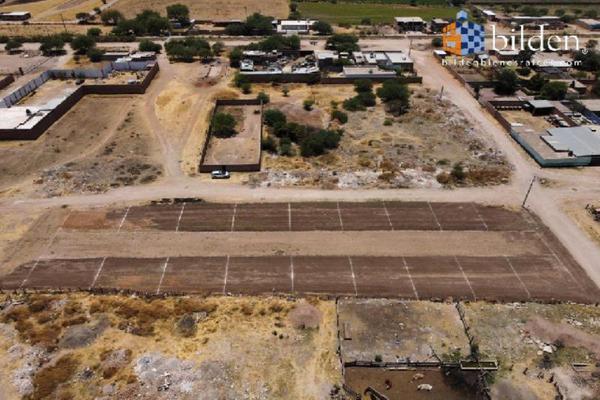 Foto de terreno habitacional en venta en fraccionamiento privada habitacional benito juarez nd, benito juárez, durango, durango, 20425838 No. 02