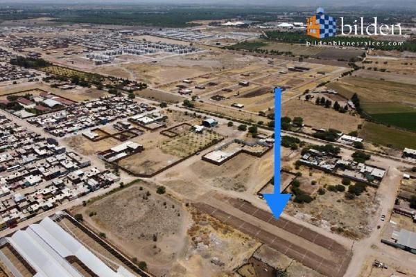 Foto de terreno habitacional en venta en fraccionamiento privada habitacional benito juarez nd, benito juárez, durango, durango, 20425838 No. 03