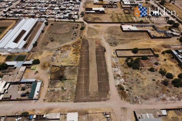 Foto de terreno habitacional en venta en fraccionamiento privada habitacional benito juarez nd, benito juárez, durango, durango, 20425838 No. 04