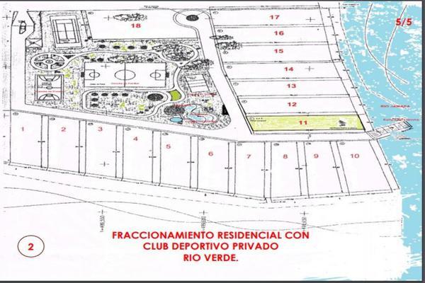 Foto de terreno habitacional en venta en fraccionamiento privado , 2 bocas, medellín, veracruz de ignacio de la llave, 15922826 No. 08