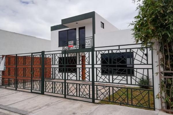 Foto de casa en venta en  , la magdalena, san pedro cholula, puebla, 8736208 No. 01