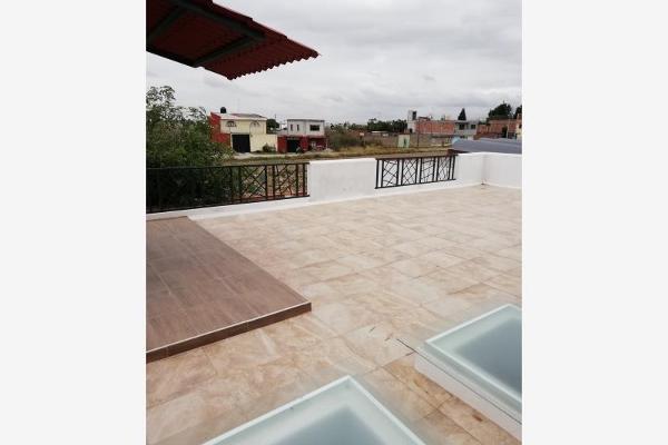 Foto de casa en venta en  , la magdalena, san pedro cholula, puebla, 8736208 No. 05