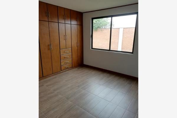 Foto de casa en venta en  , la magdalena, san pedro cholula, puebla, 8736208 No. 10