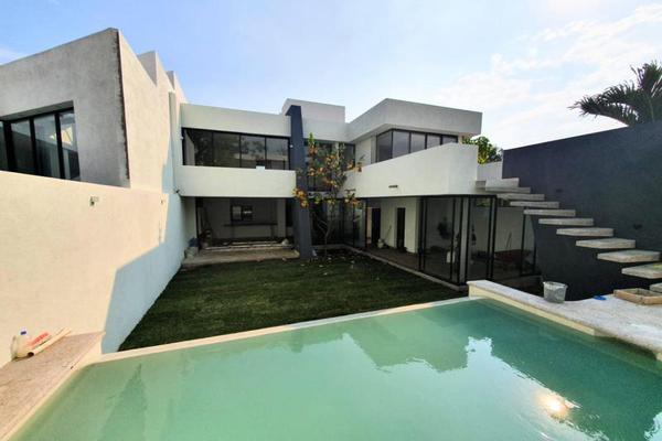 Foto de casa en renta en fraccionamiento real san juan 0, chapultepec, cuernavaca, morelos, 17130929 No. 01