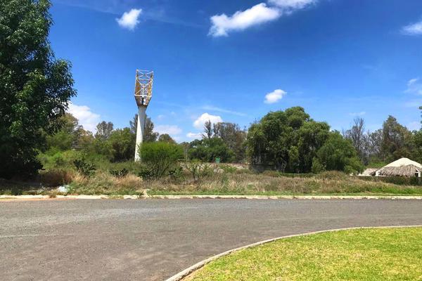 Foto de terreno habitacional en venta en fraccionamiento residencial campstre hacienda el porvenir , senegal de palomas, san juan del río, querétaro, 7301043 No. 03
