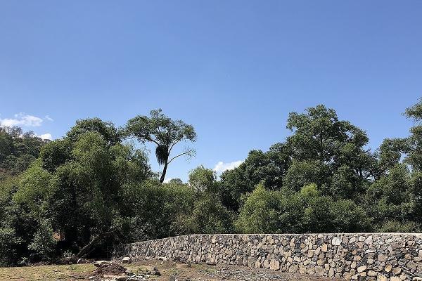 Foto de terreno habitacional en venta en fraccionamiento rio vivo , tapalpa, tapalpa, jalisco, 10623449 No. 04