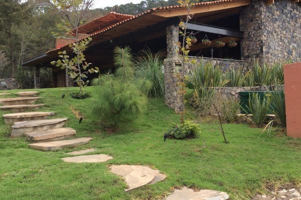 Foto de terreno habitacional en venta en fraccionamiento rio vivo , tapalpa, tapalpa, jalisco, 5830711 No. 01