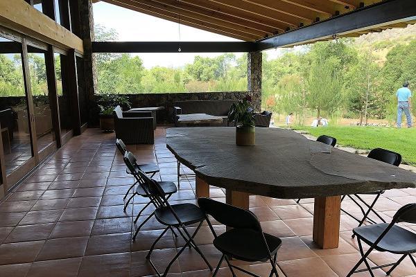 Foto de terreno habitacional en venta en fraccionamiento rio vivo , tapalpa, tapalpa, jalisco, 5830711 No. 17