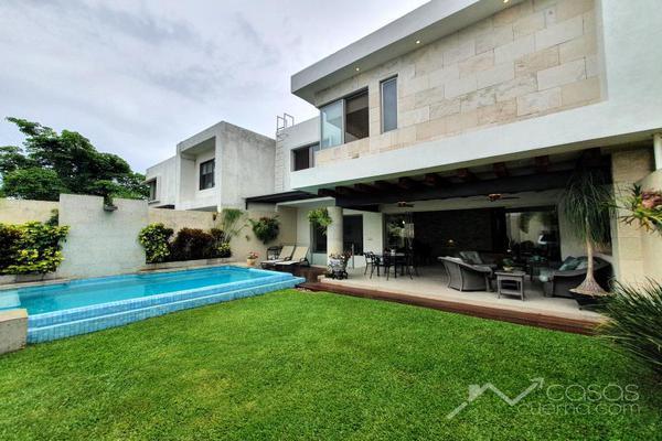 Foto de casa en renta en fraccionamiento san juan 0, chapultepec, cuernavaca, morelos, 16790028 No. 01