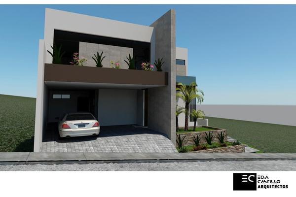 Foto de casa en venta en fraccionamiento santa isabel , villa santa isabel, monterrey, nuevo león, 19766332 No. 01