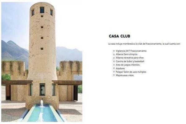 Foto de casa en venta en fraccionamiento santa isabel , villa santa isabel, monterrey, nuevo león, 19766332 No. 13
