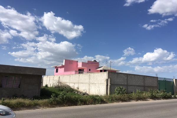 Foto de terreno habitacional en venta en fraccionamiento segregada de la parcela , malacatepec, ocoyucan, puebla, 5775061 No. 04