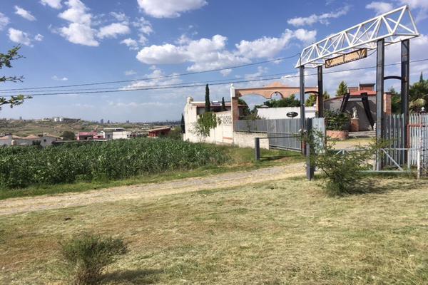 Foto de terreno habitacional en venta en fraccionamiento segregada de la parcela , santa clara ocoyucan, ocoyucan, puebla, 5775061 No. 07