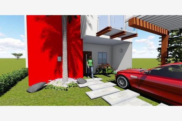 Foto de casa en venta en fraccionamiento terranova 2, miguel hidalgo, centro, tabasco, 5692010 No. 01