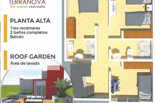 Foto de casa en venta en fraccionamiento terranova , miguel hidalgo, centro, tabasco, 5664637 No. 03