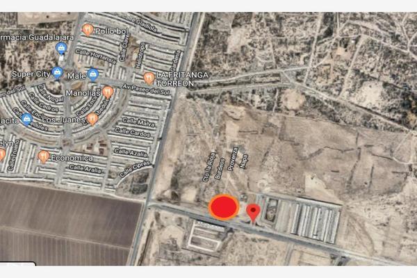 Foto de terreno comercial en venta en  , fraccionamiento veredas de santa fe, torreón, coahuila de zaragoza, 8854120 No. 07