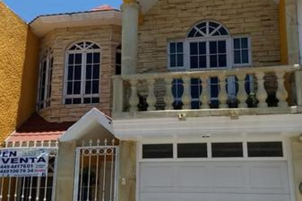Foto de casa en venta en  , fraccionamiento villas de san pedro, hermosillo, sonora, 7978297 No. 01