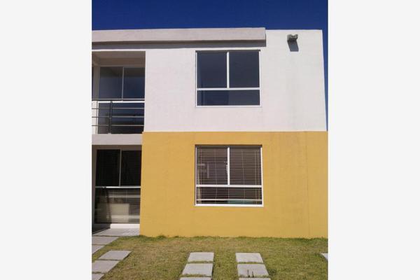 Foto de casa en venta en  , fraccionamiento villas de zumpango, zumpango, méxico, 18020041 No. 01