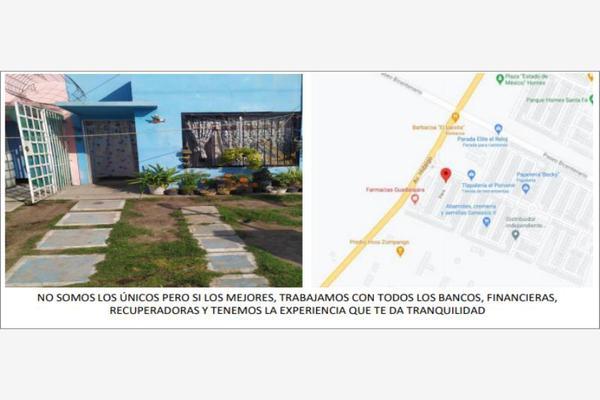 Foto de casa en venta en  , fraccionamiento villas de zumpango, zumpango, méxico, 20761110 No. 01