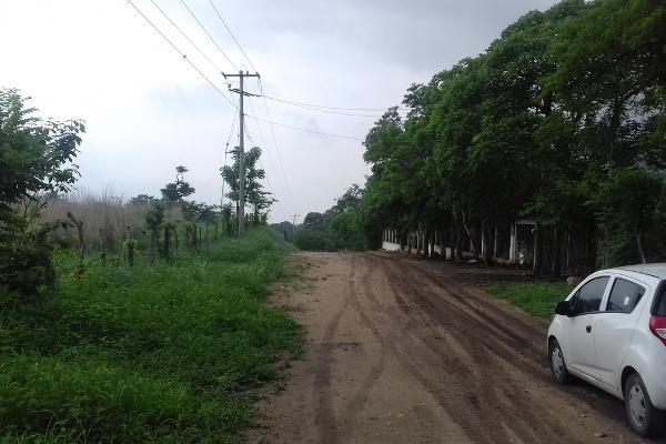 Foto de terreno comercial en venta en fraccionamiento villas del carmen, rivera el carmen , alianza, tuxtla gutiérrez, chiapas, 3415376 No. 06