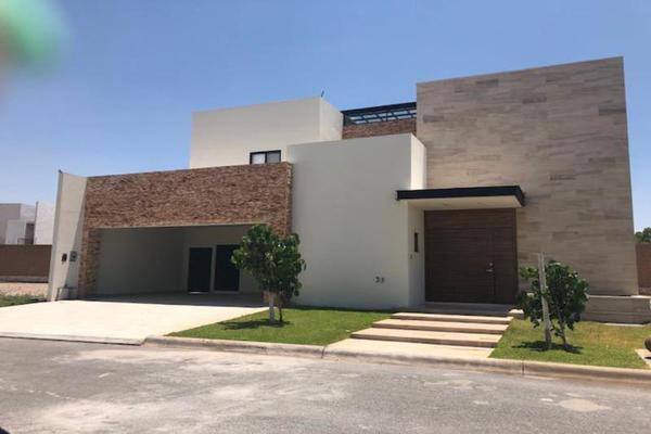 Foto de casa en venta en  , fraccionamiento villas del renacimiento, torreón, coahuila de zaragoza, 8450122 No. 01
