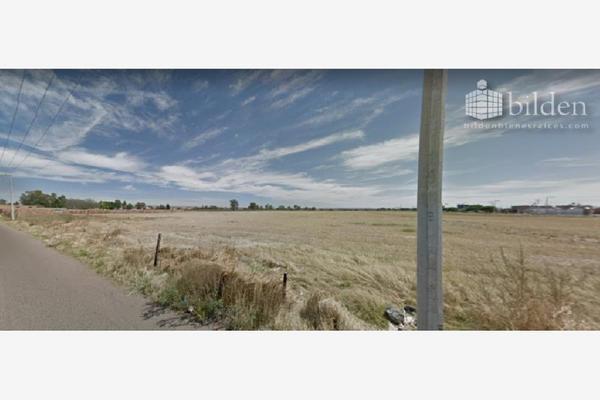 Foto de terreno habitacional en venta en fraccionamiento villas del sol nd, villas del sol, durango, durango, 17325069 No. 01