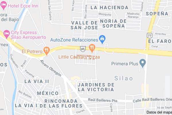Foto de terreno habitacional en venta en fraccionamiento villas esmeralda 12 , jardines de la victoria, silao, guanajuato, 12816963 No. 03