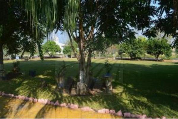 Foto de rancho en venta en  , framboyanes, cadereyta jiménez, nuevo león, 5430890 No. 07