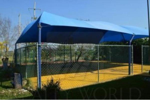 Foto de rancho en venta en  , framboyanes, cadereyta jiménez, nuevo león, 5430890 No. 09