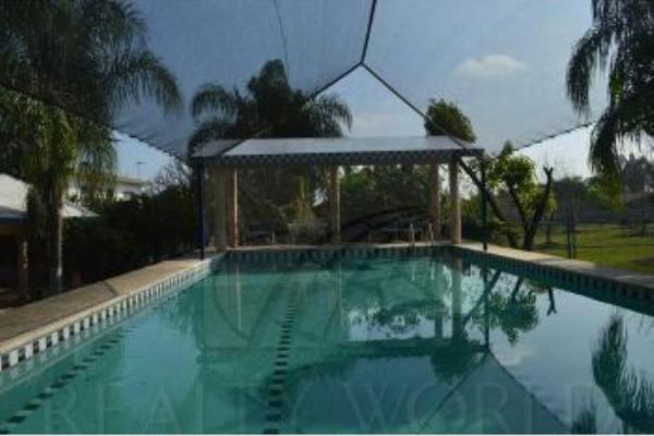 Foto de rancho en venta en  , framboyanes, cadereyta jiménez, nuevo león, 5430890 No. 10