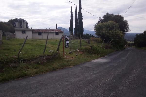 Foto de terreno habitacional en venta en francisco de asis 0 , san andrés ahuashuatepec, tzompantepec, tlaxcala, 5394609 No. 04