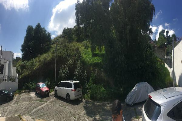 Foto de terreno habitacional en venta en francisco de la maza , cumbres de himalaya, naucalpan de juárez, méxico, 17859615 No. 07