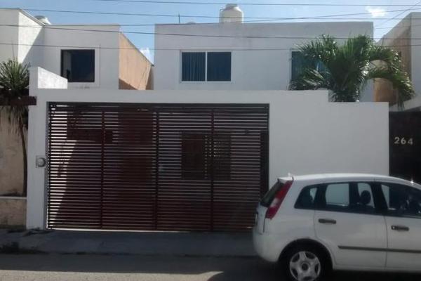Foto de casa en venta en  , francisco de montejo, mérida, yucatán, 7974908 No. 01