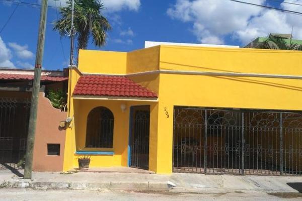 Foto de casa en venta en  , francisco de montejo, mérida, yucatán, 7975038 No. 01