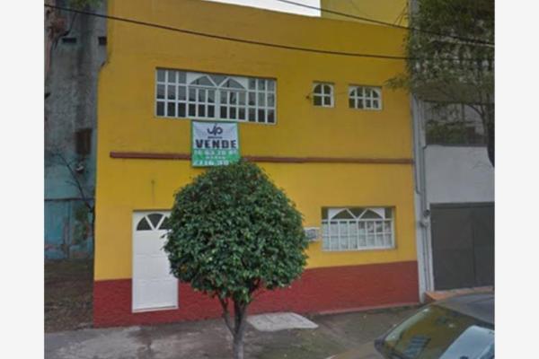 Foto de casa en venta en francisco espejel 0, moctezuma 1a sección, venustiano carranza, df / cdmx, 5308662 No. 01