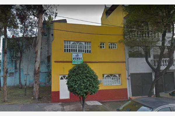 Foto de casa en venta en  , moctezuma 1a sección, venustiano carranza, df / cdmx, 5421255 No. 01