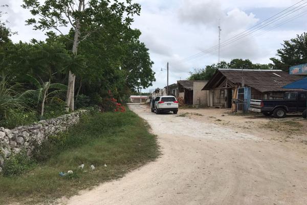 Foto de terreno habitacional en venta en francisco hu may sn , tulum centro, tulum, quintana roo, 5815887 No. 02