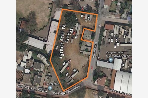 Foto de terreno comercial en venta en francisco i madero 10000, colonial coacalco, coacalco de berriozábal, méxico, 6348096 No. 01