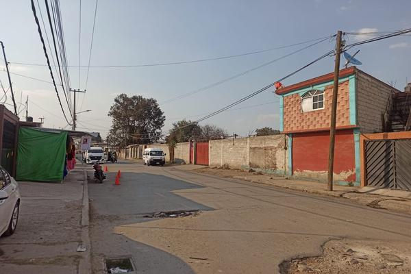 Foto de terreno habitacional en venta en francisco i madero , ampliación san pablo de las salinas, tultitlán, méxico, 20003893 No. 01