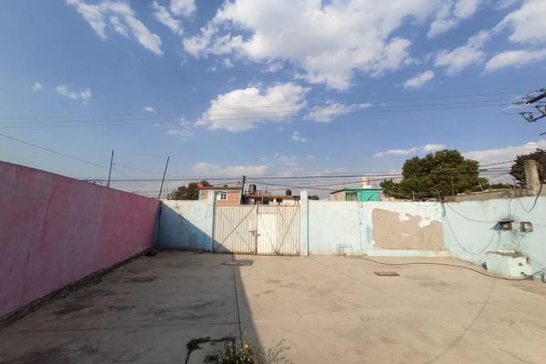 Foto de terreno habitacional en venta en francisco i madero , ampliación san pablo de las salinas, tultitlán, méxico, 20003893 No. 03